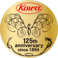 Kowa 125th anniversary since 1894